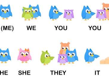 Các ngôi trong tiếng anh, cách chia và cách sử dụng các ngôi trong tiếng Anh