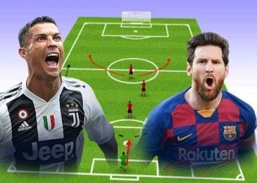 CF trong bóng đá là gì? Những CF xuất sắc nhất thế giới hiện nay