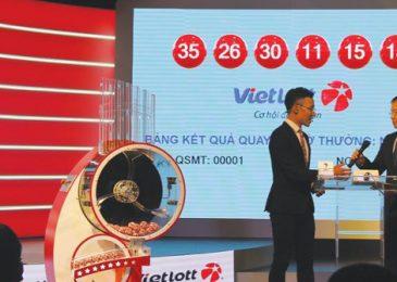 Tìm hiểu cơ cấu giải thưởng Vietlott cho người chơi mới